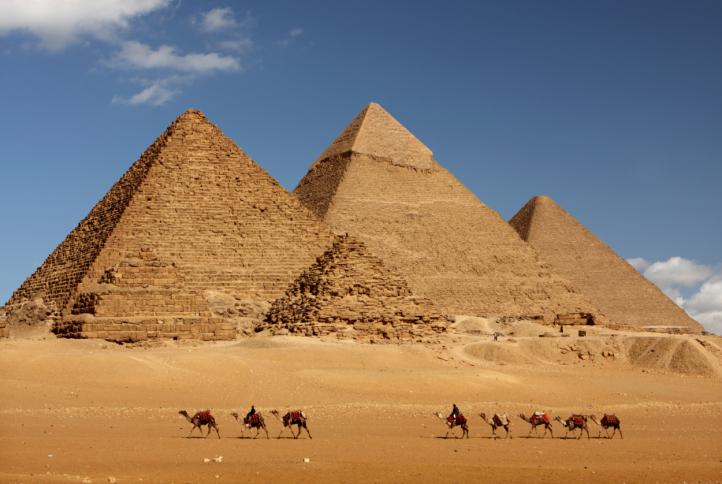 Egypten 8 dagar